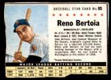 1961 Post Cereal #95 Reno Bertoia Poor