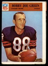 1966 Philadelphia #34 Bobby Joe Green G Good