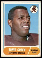 1968 Topps #24 Ernie Green Very Good  ID: 153242