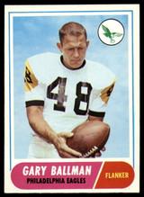 1968 Topps #58 Gary Ballman Very Good