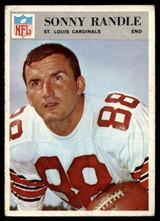 1966 Philadelphia #165 Sonny Randle G/VG Good/Very Good
