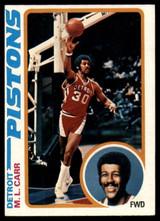 1978-79 Topps #82 M.L. Carr Excellent+