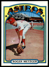 1972 Topps #217 Roger Metzger Very Good  ID: 184648