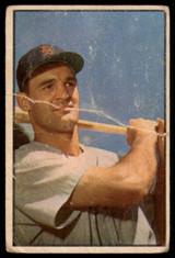 1953 Bowman Color #45 Walt Dropo P
