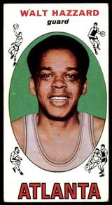 1969-70 Topps #27 Walt Hazzard EX RC Rookie ID: 80733