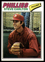 1977 Topps #110 Steve Carlton NM+