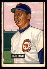 1951 Bowman #212 Bob Rush G/VG