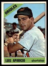 1966 Topps #90 Luis Aparicio DP EX++ ID: 73261