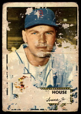 1952 Topps #146 Frank House P RC Rookie
