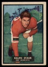 1951 Topps #39 Ralph Staub G/VG