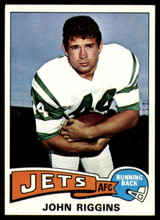 1975 Topps #313 John Riggins NM+  ID: 95883