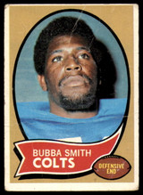 1970 Topps #114 Bubba Smith G RC Rookie