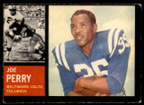 1962 Topps #4 Joe Perry EX++ ID: 75228
