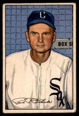 1952 Bowman #93 Paul Richards MG VG Very Good  ID: 92655