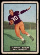 1951 Topps #15 Johnny Turco G/VG