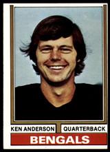 1974 Topps #4 Ken Bowman EX/NM