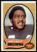 1970 Topps #20 Leroy Kelly EX/NM  ID: 95711