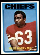 1972 Topps #35 Willie Lanier NM+