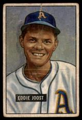 1951 Bowman #119 Eddie Joost G