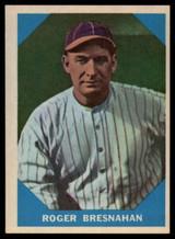 1960 Fleer #8 Roger Bresnahan NM+