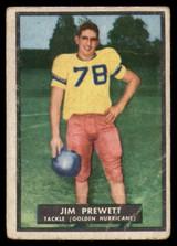 1951 Topps #23 Jim Prewett G
