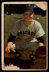 1953 Bowman Color #112 Toby Atwell P ID: 54162