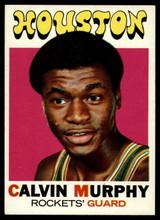 1971-72 Topps #58 Calvin Murphy DP EX/NM  ID: 93079