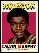 1971-72 Topps #58 Calvin Murphy DP EX/NM  ID: 93080