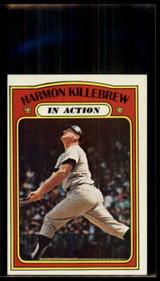 1972 Topps #52 Harmon Killebrew IA NM++