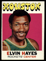 1971-72 Topps #120 Elvin Hayes DP EX++ ID: 52679