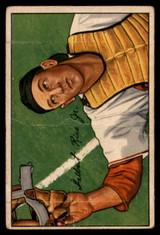 1952 Bowman #107 Del Rice G/VG