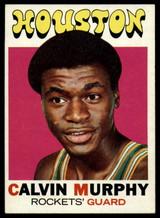 1971-72 Topps #58 Calvin Murphy DP EX/NM ID: 52706