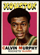 1971-72 Topps #58 Calvin Murphy DP EX/NM ID: 52710