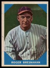 1960 Fleer #8 Roger Bresnahan NM ID: 53090