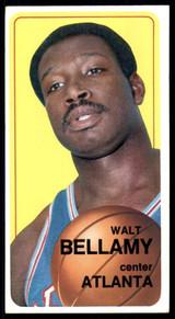 1970-71 Topps #18 Walt Bellamy EX++ ID: 55120