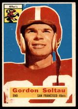 1956 Topps #2 Gordon Soltau EX++
