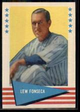 1961 Fleer #27 Lew Fonseca NM-MT
