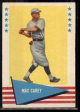 1961 Fleer #12 Max Carey NM+++