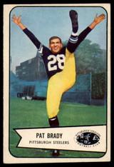 1954 Bowman #13 Pat Brady EX++ Excellent++  ID: 96287