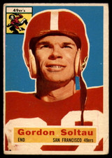 1956 Topps #2 Gordon Soltau EX