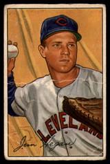 1952 Bowman #187 Jim Hegan G Good