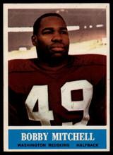 1964 Philadelphia #189 Bobby Mitchell EX