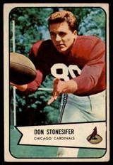 1954 Bowman #48 Don Stonesifer EX++ Excellent++  ID: 96335