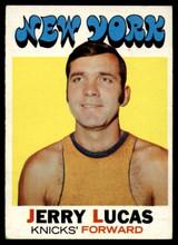 1971-72 Topps #81 Jerry Lucas DP EX++ ID: 77908
