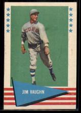 1961 Fleer #82 Jim Vaughn NM