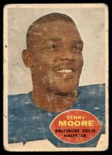 1960 Topps #3 Lenny Moore G/VG