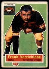 1956 Topps #3 Frank Varrichione VG ID: 71979