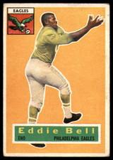 1956 Topps #4 Eddie Bell VG ID: 71982