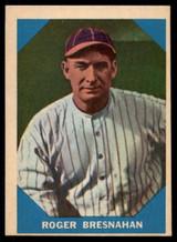 1960 Fleer #8 Roger Bresnahan EX/NM ID: 53085