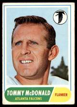 1968 Topps #99 Tommy McDonald EX++